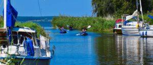 Naturcamping Lassan Wassersport